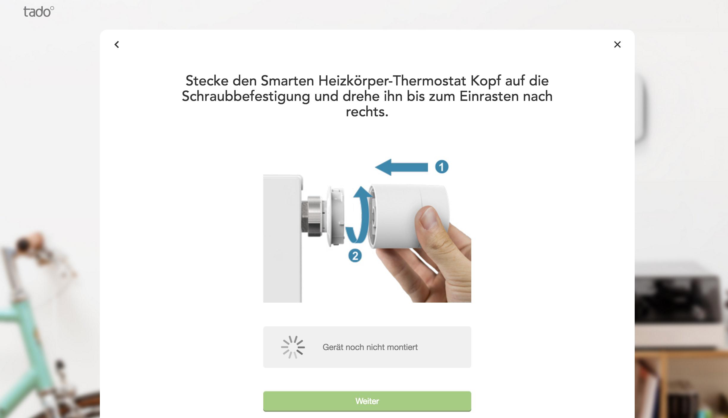 Werbung Tado Automatische Heizungssteuerung Wiring Diagram For Thermostat Fehelrmeldung Noch Nicht Montiert