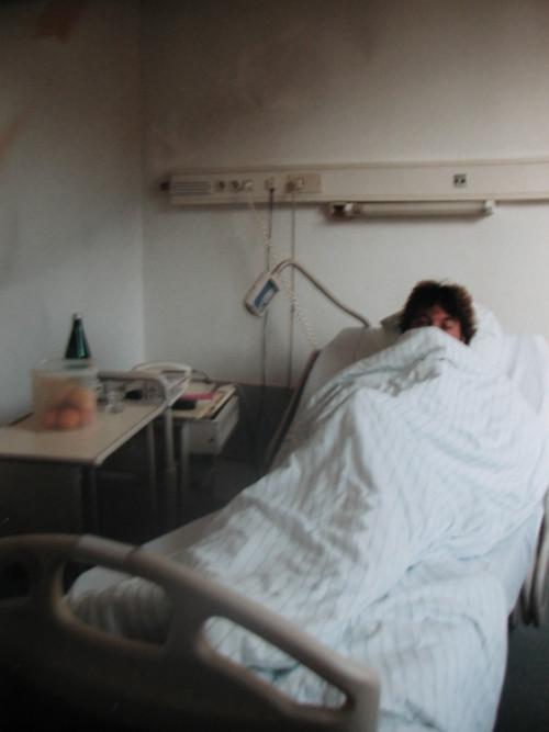 m�rderlatte im krankenhaus