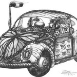 "don stewart: ""vw bug"""