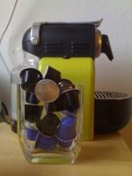 nespresso maschine und nespresso kapseln