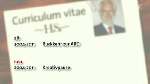 2004-2011 r�ckkehr zur ARD, 2004-2011 kreativpause