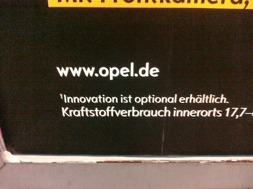 innovation ist optional erh�ltlich