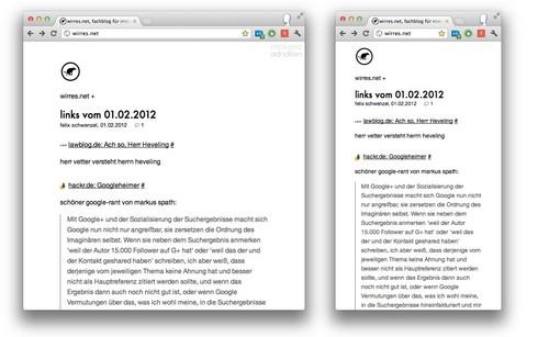 wirres.net 3 mit reaktion