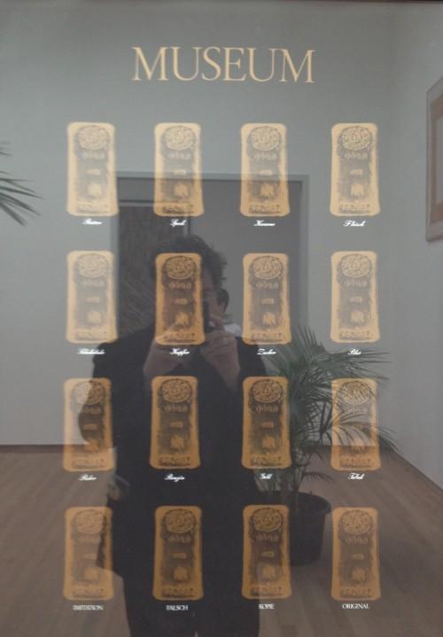ix und gold (bonnefanten museum maastricht)