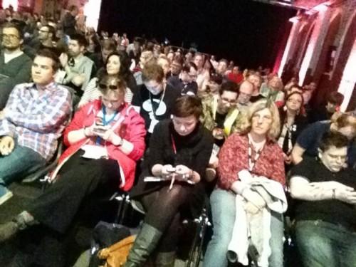 mein publikum