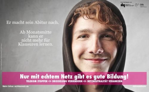 echtesnetz.de-kampagne motiv bildung