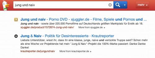 suchergebnis der suche nach �jung und naiv� bei duckduckgo.com