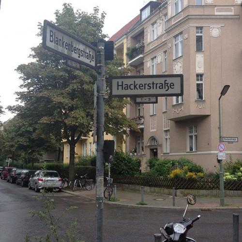 hackerstrasse
