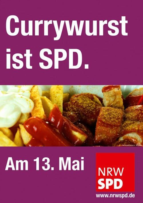 currywurst ist SPD