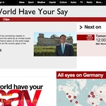 "BBC ""world have your say"" aus berlin"