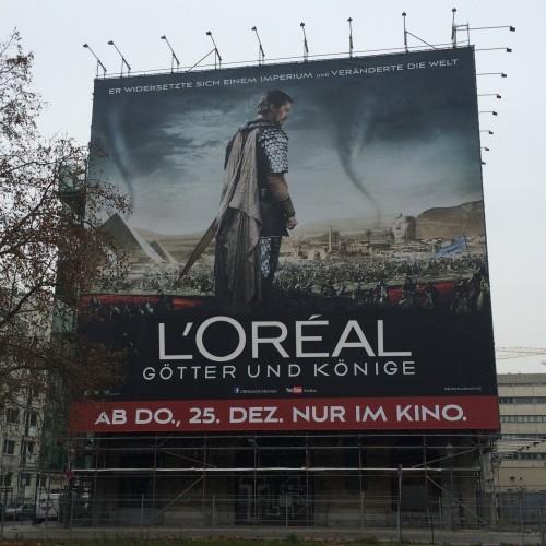 l�oreal �g�tter und k�nige� ab 25. dezember nur im kino [m]