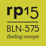 re:publica 15 - FINDING EUROPE #rp15