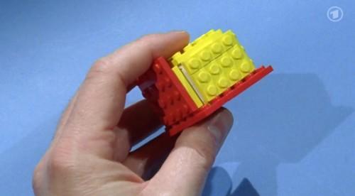 glimmerpl�ttchen-modell (aus der sendung mit der maus)