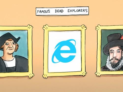 famous dead explorers