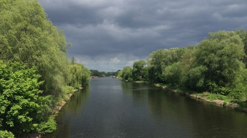 die havel in henningsdorf