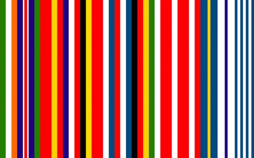 european flag proposal by rem koolhaas