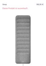 nokia sleep, derzeit ausverkauft (stand 12. mai 2018)