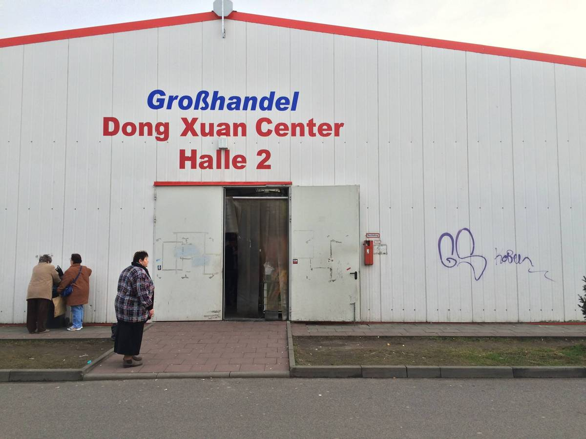 Dong Xuan Center, Halle 2