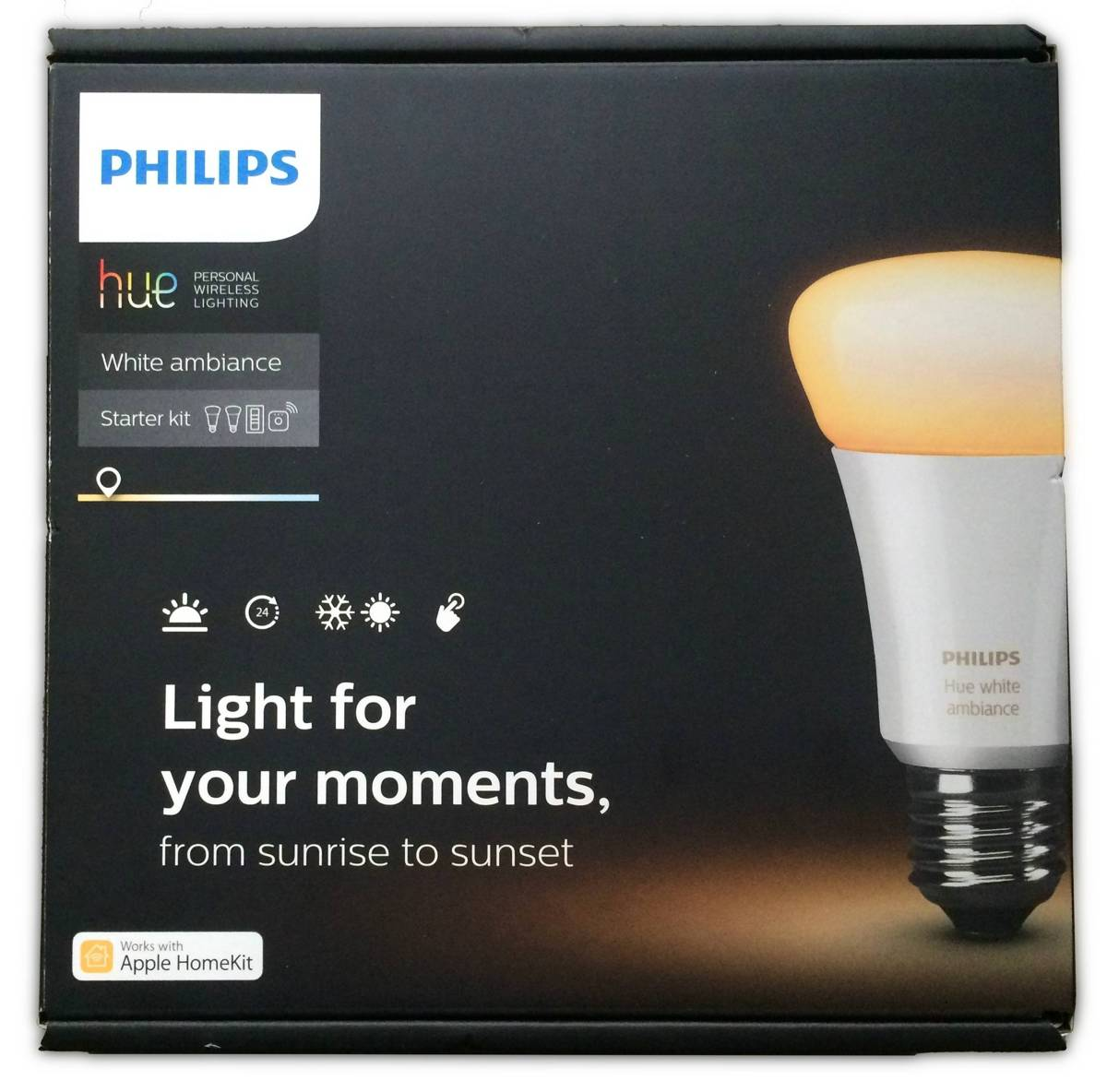 philips hue white ambiance starter set