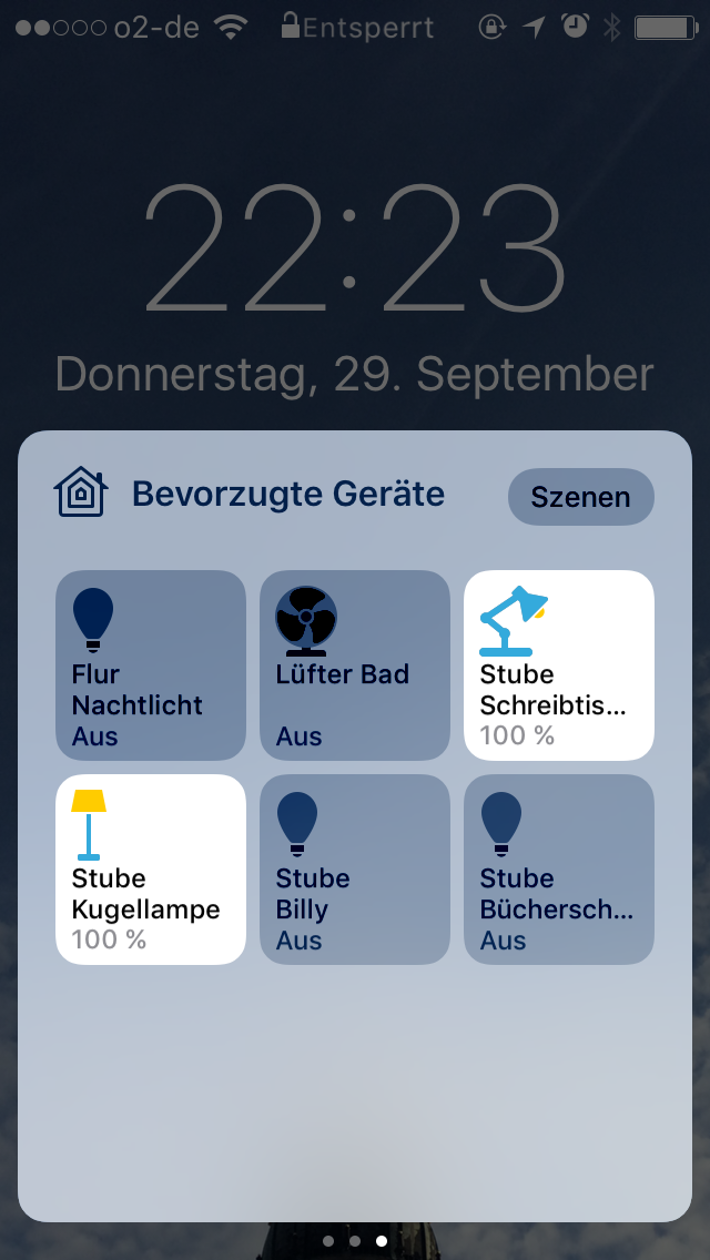mein home-widget